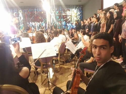 hicham violoniste 2